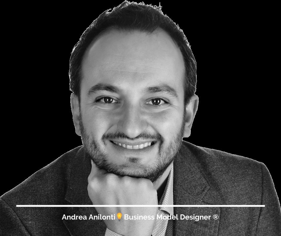 Andrea Anilonti Business Model Designer provincia di Varese e Milano